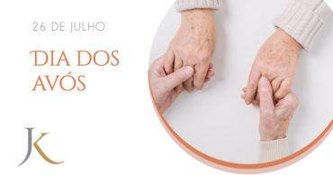 Dia dos avós   Quais são os tratamentos ideais para as manchas na pele? - JK Dermatologia