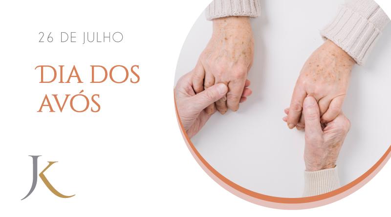 Dia dos avós | Quais são os tratamentos ideais para as manchas na pele? - JK Dermatologia