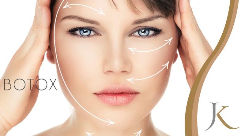 Botox - JK Dermatologia