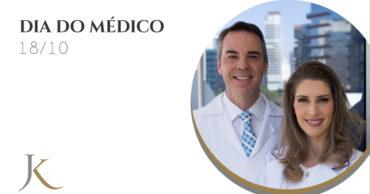 Dia do Médico - Clínica JK Dermatologia