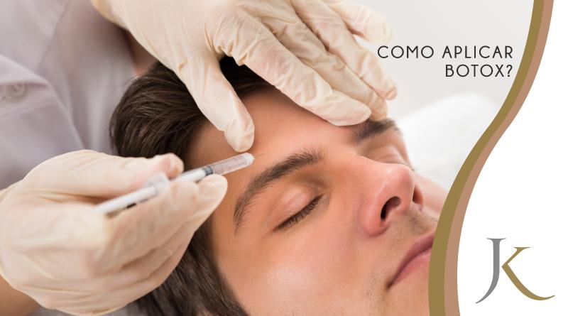 Como aplicar Botox de forma natural? - Clínica JK Dermatologia